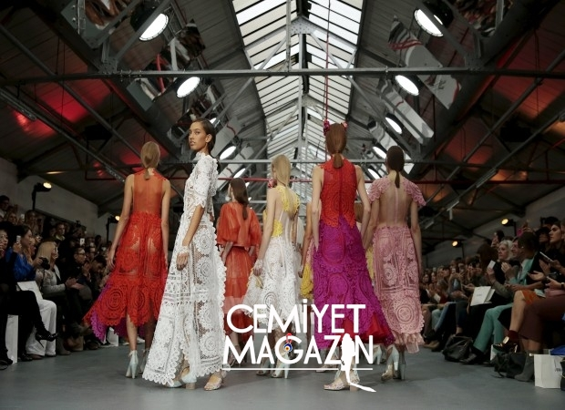 Londra moda haftası başlıyor