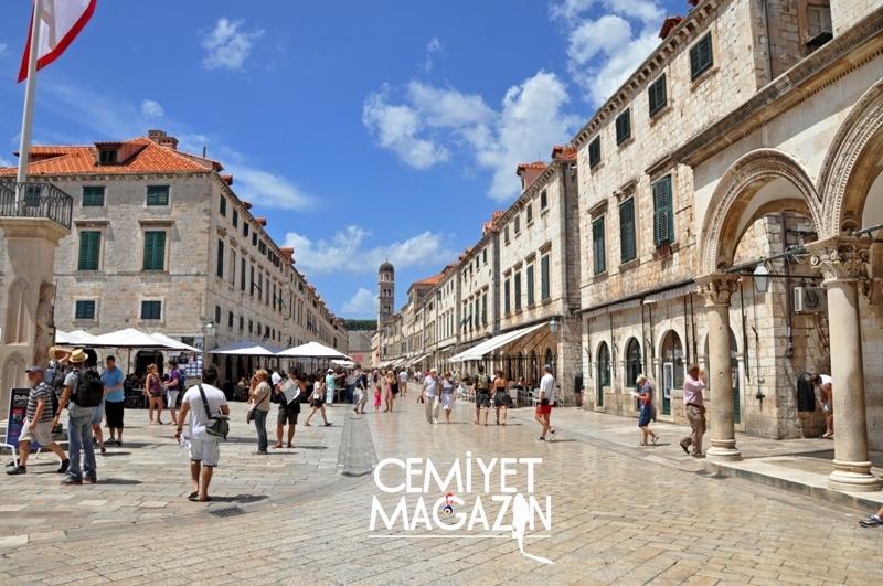 Adriyatik sahilinde bulunan tarihi kent (3)