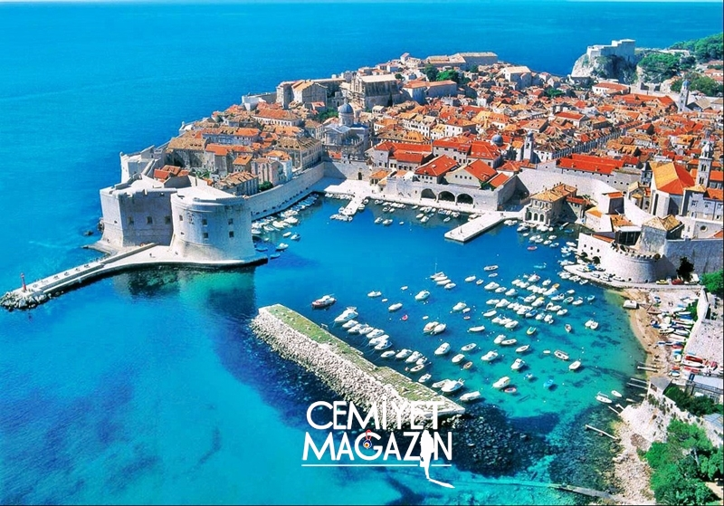 Adriyatik sahilinde bulunan tarihi kent (5)
