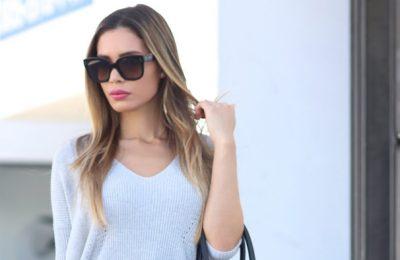 Jasmine Tosh, Miami'de tatil yapıyor 1