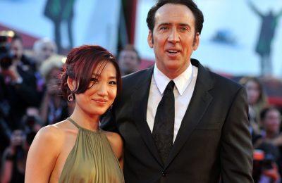 Nicholas Cage eşi Alice Kim