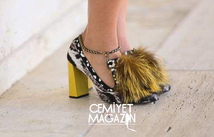 Yeni sezonda ayakkabı modelleri