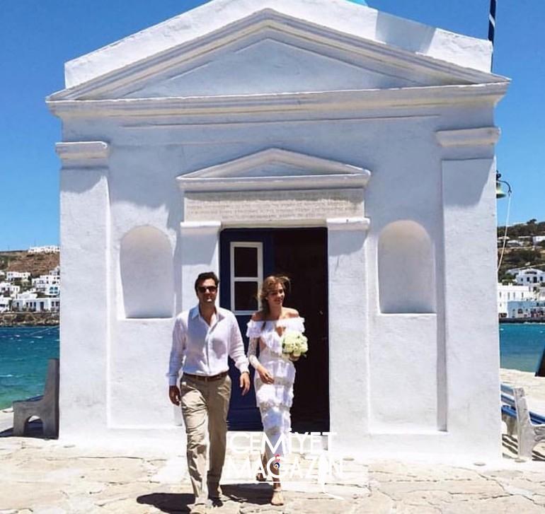 Ünlü model Ana Beatriz Barros evlendi (1)