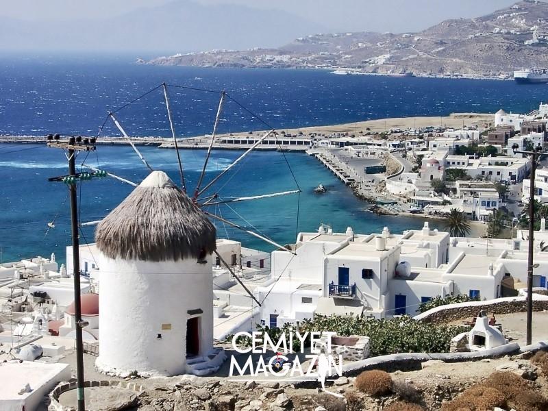 Mikonos ve Antalya tercih edildi (2)