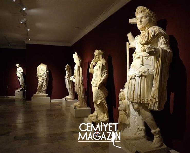 Perge Antik kenti kazısı