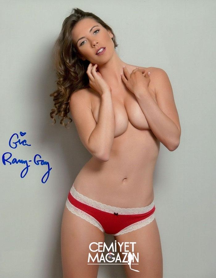 Güzel Gia Ramey fotoğraf koleksiyonu