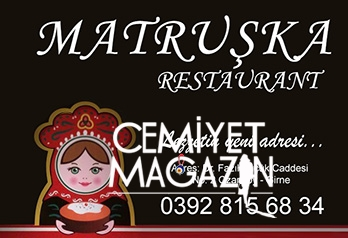 Matruşka Restaurant Cyprus